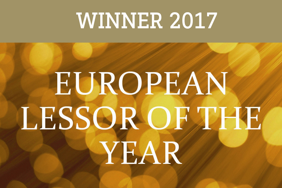 European Lessor of the Year 2017 - Leasing Life - BNP Paribas Leasing Solutions