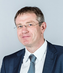 Wolfgang Pinner, COO of BNP Paribas Leasing Solutions