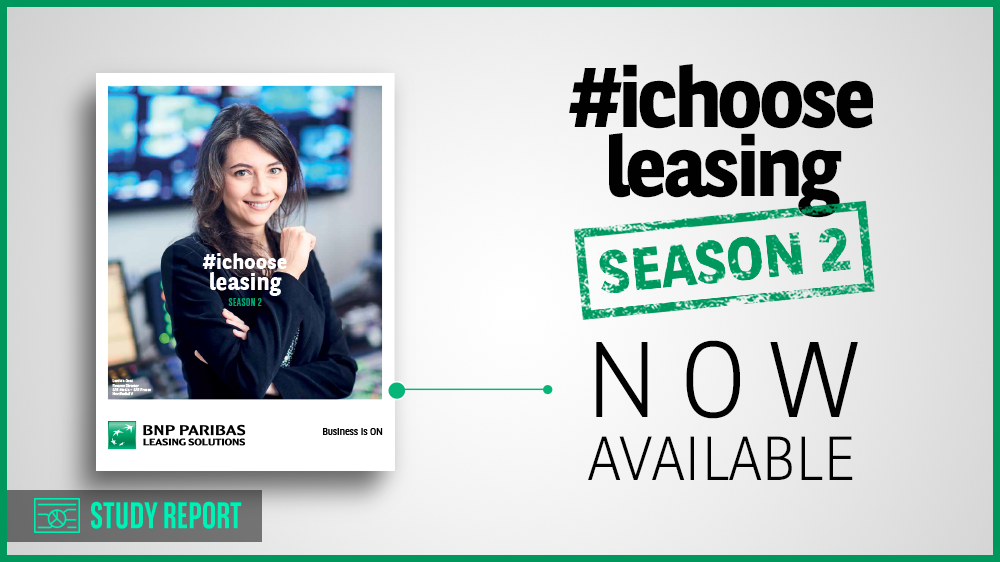 #I CHOOSE LEASING SEASON 2