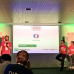 Mendua, winning startup for International Hackathon 2017 - Rome