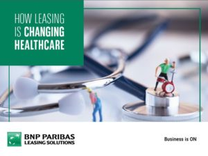How leasing is changing healthcare