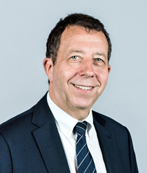 Xavier Viollet, Directeur Général Délégué de BNP Paribas Leasing Solutions