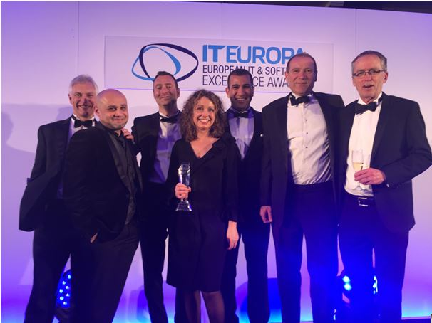 "IT Europa - ""European IT & Software Excellence Awards"" Gala ceremony"