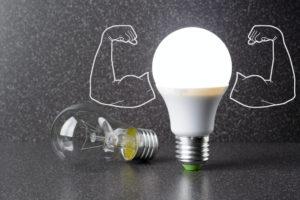 Financement d'éclairages à LED pour accompagner la transition énergétique des entreprises