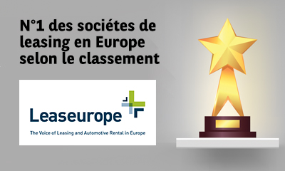 n 1 en europe selon le classement leaseurope des soci t s de leasing. Black Bedroom Furniture Sets. Home Design Ideas