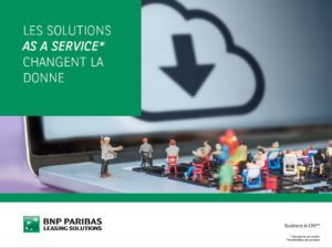 "Les solutions ""as a service"""