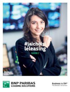 Page de couverture - Rapport Annuel 2016 #jaichoisileleasing saison 2