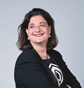 Charlotte Dennery, CEO de BNP Paribas Leasing Solutions