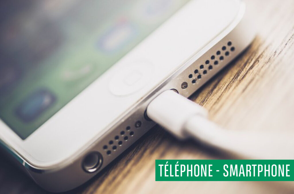 Téléphone-Smartphone