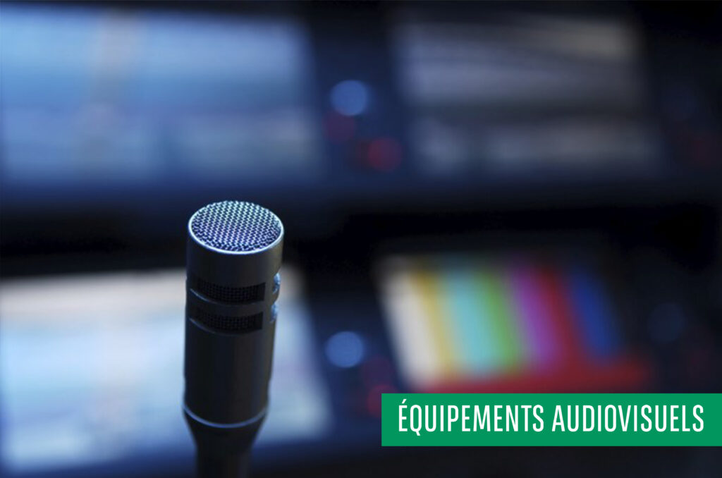 équipements-audiovisuels